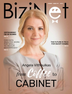 BiziNet Magazine #91 - July/Aug  2018